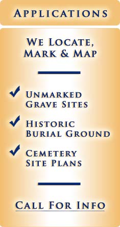 Cemetery Mapping   Burial Site Locating - Global GPR Services on tree mapping, military mapping, community development mapping, forest mapping,